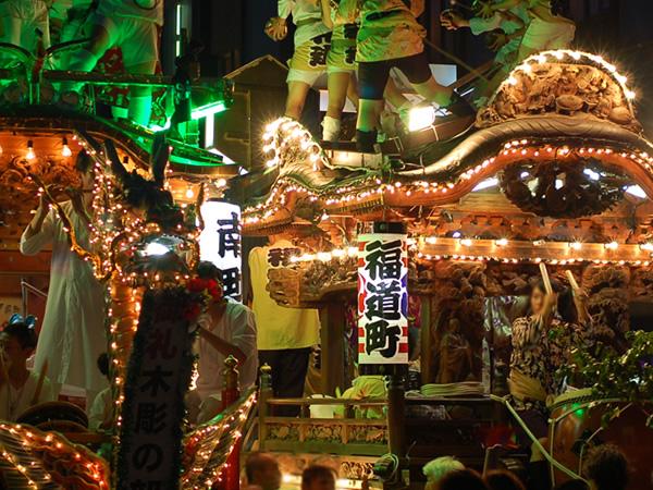 来宮神社例大祭 熱海こ゚がし祭り