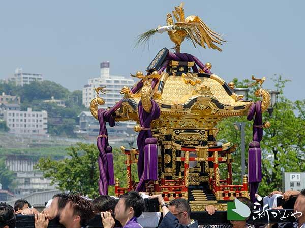 熱海祭り こがし祭り
