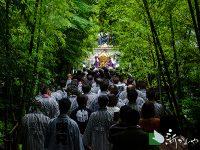 来宮神社例大祭 宮神輿渡御