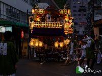 こがし祭り2019山車コンクール
