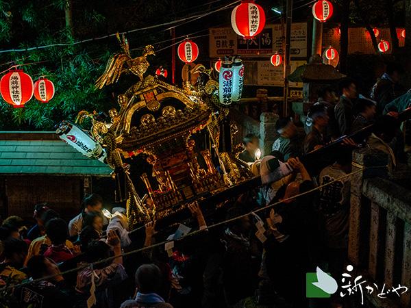 湯まつり|熱海湯前神社例大祭
